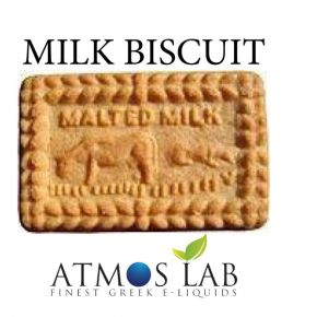 AROMA ATMOS LAB MILK BISCUIT 10 ML