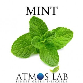 PEPPERMINT ATMOS LAB FLAVOUR 10 ML