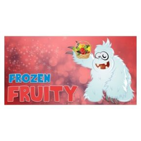 AROMA SMOKING BULL FROZEN FRUITY 10 ML