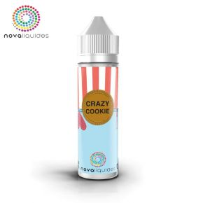 NOVA LIQUIDES CRAZY COOKIE VAPE SHAKES 50 ML