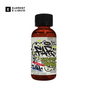 ELEMENT FAR NEON GREEN SLUSHIE 50ML SHAKE & VAPE