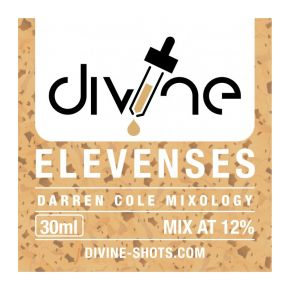 CHEFS FLAVOURS DIVINE SHOTS ELEVENSES 30 ML