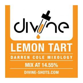 CHEFS FLAVOURS DIVINE SHOTS LEMON TART 30 ML