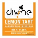 CHEFS FLAVOURS DIVINE SHOTS LEMON TART 30 ML