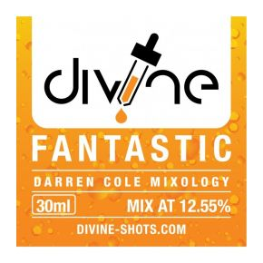 AROMA DIVINE FANTASTIC 30ML | CHEFS FLAVOURS