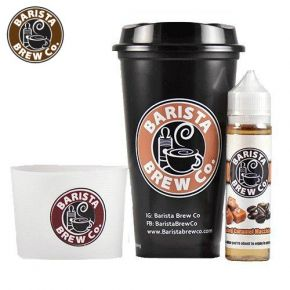 BARISTA BREW CO. SALTED CARAMEL MACCHIATO ELIQUID 50 ML MIXED SERIES