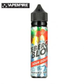 VAPEMPIRE SOUR DOLCE ICEBERG 50ML MIXED SERIES