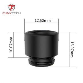 FUMYTECH DRIP 810 DELRIN TFV8 BLACK