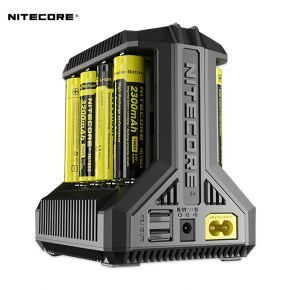 CHARGER INTELLICHARGER I8 V2 | NITECORE | * NICOTINE FREE PRODUCT * |
