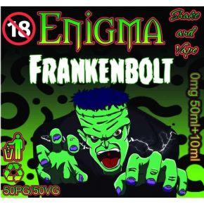 ENIGMA FRANKENBOLT ELIQUID 50ML SHAKE & VAPE
