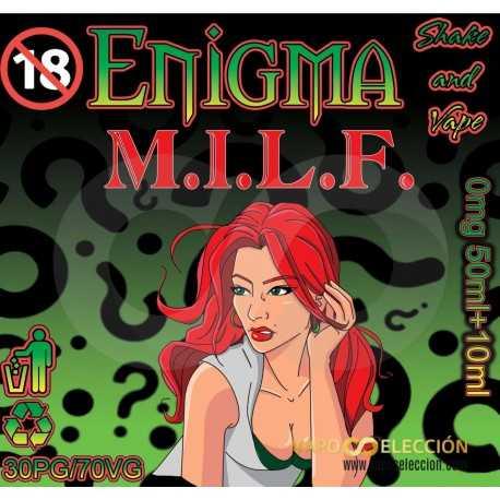 ENIGMA MILF ELIQUID 50ML SHAKE & VAPE