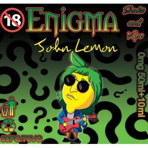 ENIGMA JOHN LEMON ELIQUID 50ML SHAKE & VAPE