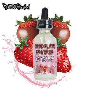 BOOSTED PREMIUM EJUICE CHOCOLATE COVERED SHAKE & VAPE 50 ML