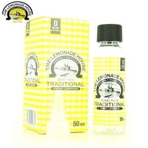 LEMONADE HOUSE TRADITIONAL SHAKE & VAPE ELIQUID 50ML