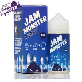 JAM MONSTER BLUEBERRY 100ML SHAKE & VAPE