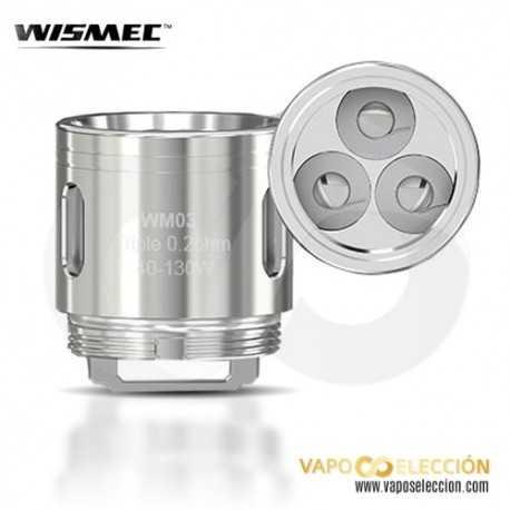 WISMEC WM COIL HEAD FOR GNOME WM PACK