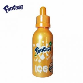 FANTASI ELIQUID MANGO ICE 0MG 55ML SHAKE & VAPE