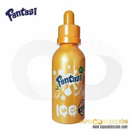 FANTASI ELIQUID MANGO ICE 0MG 55ML SHAKE & VAPE