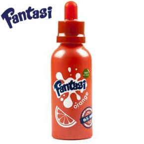 FANTASI ELIQUID ORANGE 0MG 55ML SHAKE