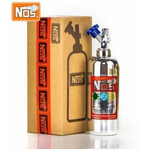 NOS ELIQUID DRAG RACE 0MG 50ML SHAKE & VAPE