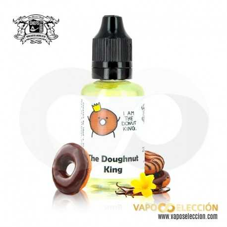 CHEFS FLAVOURS THE DOUGHNUT KING 30 ML