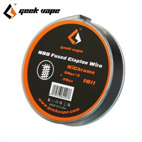 GEEK VAPE N80 FUSED CLAPTON WIRE