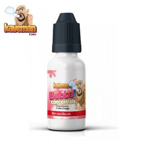 AROMAS KAVEMAN JUICE BUBBA 30 ML