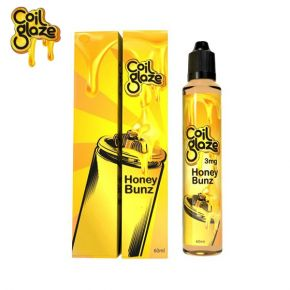 COIL GLAZE HONEY BUNZ ELIQUID 50 ML SHAKE & VAPE