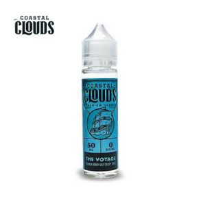 COASTAL CLOUDS THE VOYAGE ELIQUID 50 ML SHAKE & VAPE