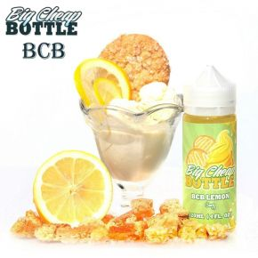 BIG CHEAP BOTTLE LEMON 100 ML SHAKE & VAPE