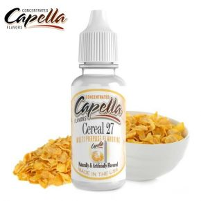 CAPELLA FLAVORS CEREAL 27 13 ML