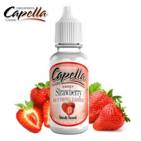 CAPELLA FLAVORS SWEET STRAWBERRY 13 ML