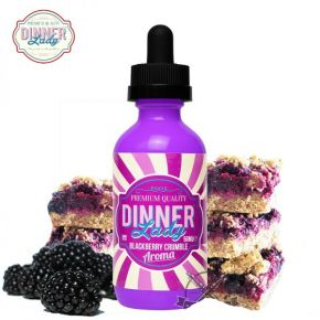 DINNER LADY BLACKBERRY CRUMBLE 50 ML SHAKE & VAPE