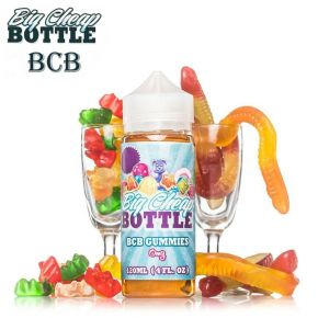 BIG CHEAP BOTTLE STRAWBERRY 100 ML SHAKE & VAPE