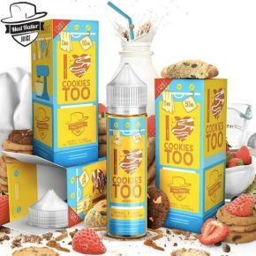 MAD HATTER I LOVE COOKIES TOO ELIQUID 50ML SHAKE & VAPE