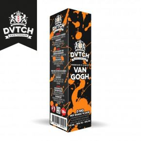 DVTCH VAN GOGH ELIQUID 50ML SHAKE & VAPE