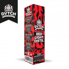 DVTCH RED LIGHT DISTRICT ELIQUID 50ML SHAKE & VAPE