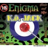ENIGMA K.O. JACK ELIQUID 50ML SHAKE & VAPE