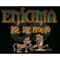 ENIGMA PEDO DE MONO 50ML SHAKE & VAPE