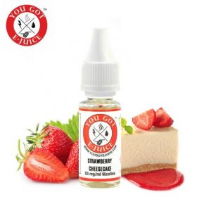 YOU GOT A JUICE STRAWBERRY CHEESECAKE 10 ML