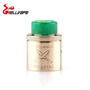 HELLVAPE DEAD RABBIT 24MM COMPETITION CAP