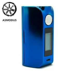 ASMODUS MINIKIN V2 180W TOUCH SCREEN BLUE SHINE EDITION