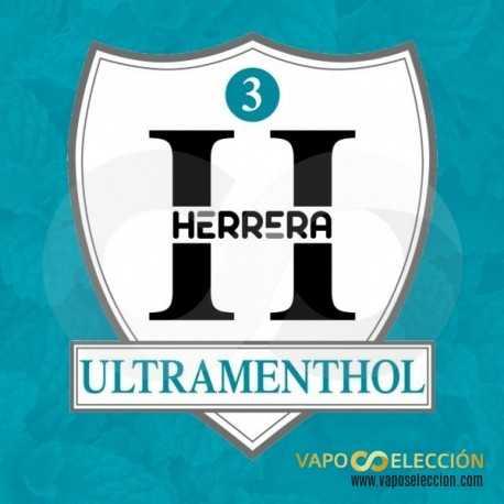 HERRERA ELIQUID ULTRAMENTHOL 30 ML
