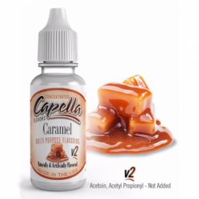 CAPELLA FLAVORS CARAMEL V2 13 ML