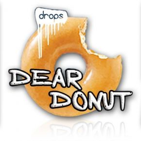 DROPS DEAR DONUT ELIQUID TRIPACK 30ML