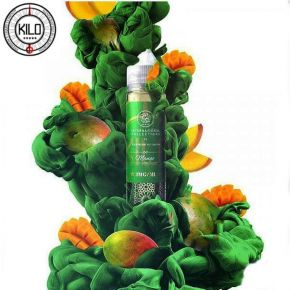KILO INTERNATIONAL COLLECTION MANGO ELIQUID 50 ML SHAKE & VAPE