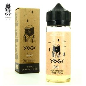 YOGI E-LIQUID GRANOLA BAR ORIGINAL ELIQUID 100 ML SHAKE & VAPE