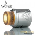 CUSTOM VAPES CONSPIRACY BF RDA by SQUIMING COILS & 3CVAPE