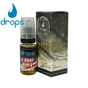 DROPS AMERICAN LUXURY ELIQUID 10 ML