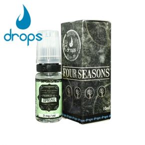DROPS FOUR SEASONS PERPETUAL SPRING ELIQUID 10 ML